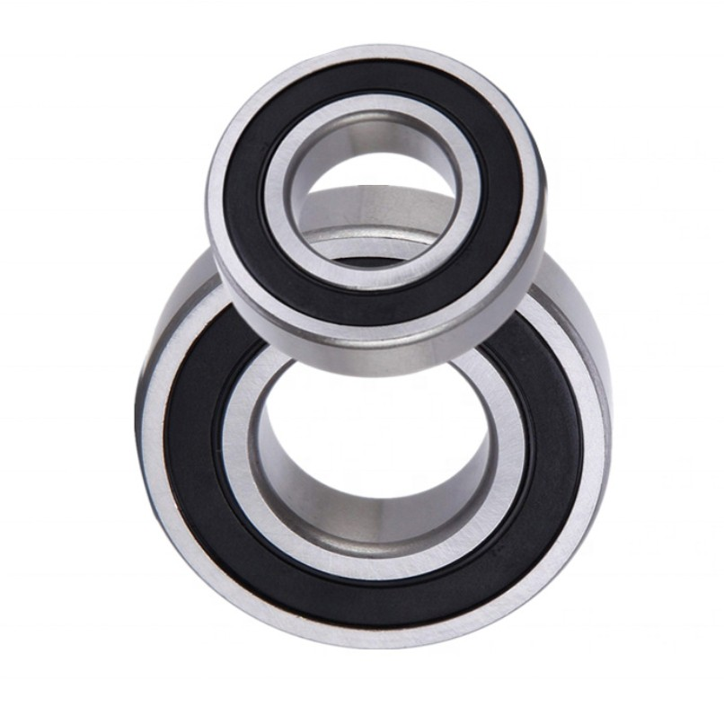 Manufactory 6000 RS single row Deep Groove Ball Bearing ball bearings